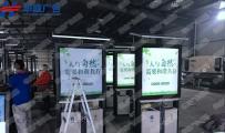广告垃圾箱-河南太阳能滚动垃圾箱批量发货