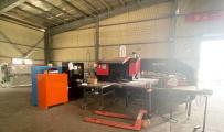 车间实景-生产设备-冲床